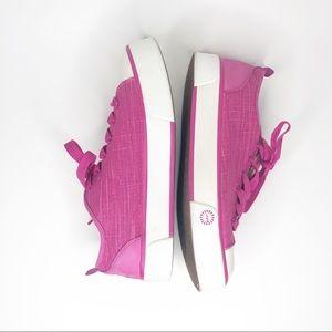 UGG Shoes - UGG Hot Pink Tennis Shoes